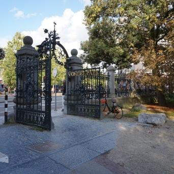 Entry to Vondelpark