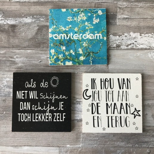 Dutch coasters