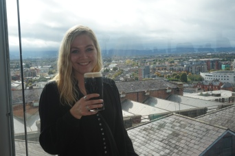 360 Sky Bar at Guinness